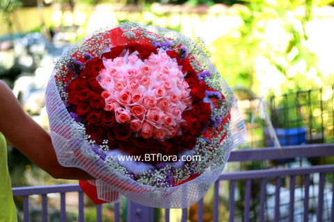68 or 88 Roses Bouquet       - FBQ1306