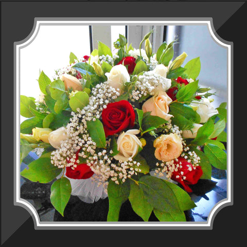 Rose Arrangement - WED0544