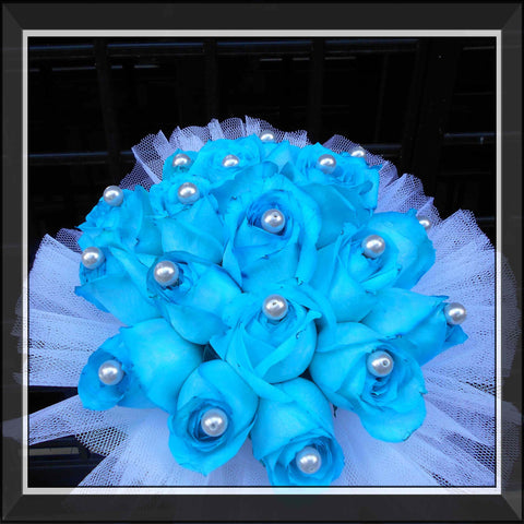 Blue Rose - WED0188B