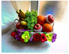 Colourful Fruit Basket  - FRB5535