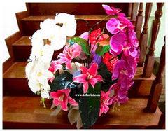Artificial Orchid n lily  -ART8069