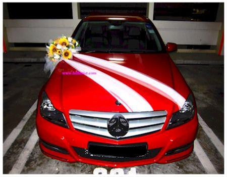 Sunflower Creative Car Decoration     - WED0626