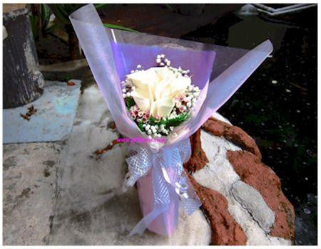 Lovely Calla Lily Bouquet  - FBQ1158