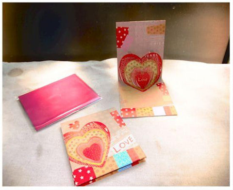 3D Greeting card II -TDC0011