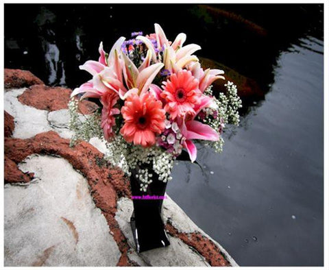 Lily Arrangement  - WED0528