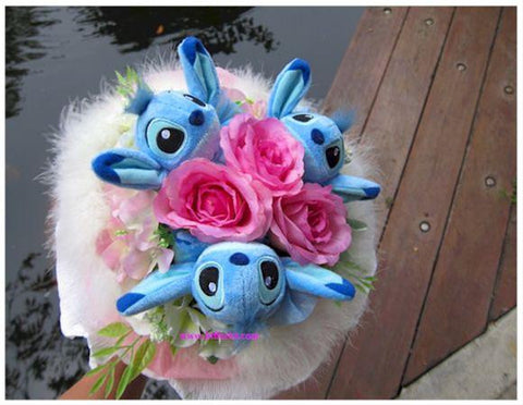 Stitch Bouquet   - BBQ2068