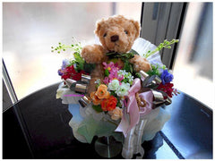 Cute Bear Arrangement    - BWF3577