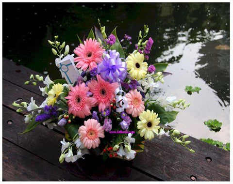 Flower Basket - FLB5014