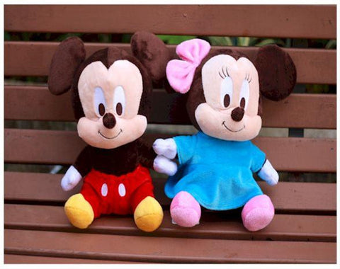 10 Inch Baby Mickey/Minnie   - SS3143