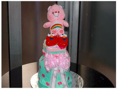 Small & Cute Diaper Cake - DIA3360