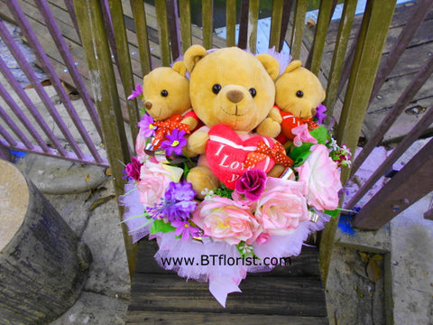 Special I Love U Bouquet   - BBQ2177