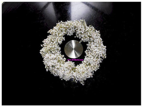 Baby Breath Hair Piece  - WED0307