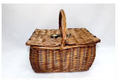 Brown Picnic Basket - PIC428