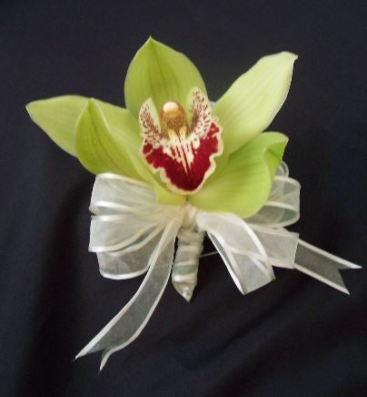 Simple Cymbidium Corsage - WED0233Q