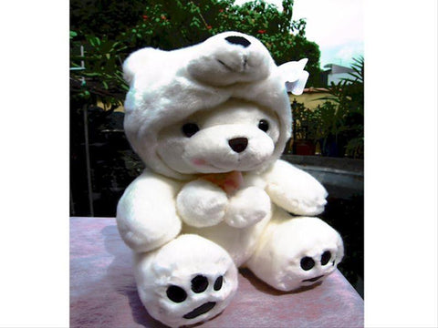 Premium Polar Stuffed Bear     - DIN001