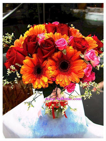 Bewitching Bouquet (In Vase)   - TBF4019