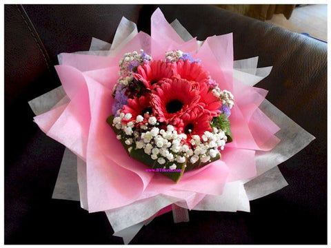 Pink Bouquet       - VAL1001