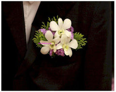 Magnificense Orchid Corsage  - WED0202