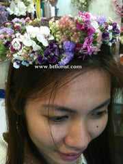 Sweet Hair Piece  - WED0301