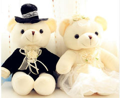 Small Wedding Bear - AC665