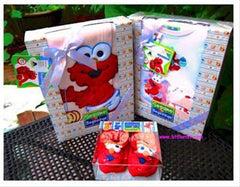 Sesame Beginnings Baby Gift 1+2+3  - SBS123