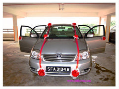 Traditional Style Car Decoration II    - WED0601
