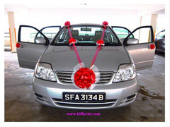 Traditional Style Car Decoration    - WED0602V