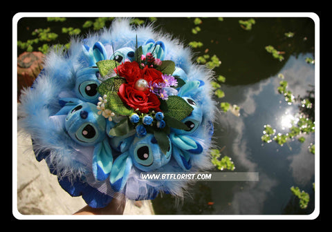 Special Stitch Bouquet   - BBQ2057
