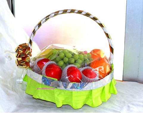 Cheerful Fruit Basket - FRB5513