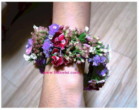 Fresh Flower Sweet Wrist Band - WED0373