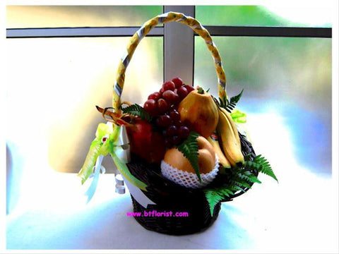 Happy Fruit Basket   - FRB5514