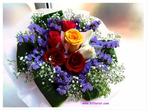 Colourful Bouquet   - FBQ1071