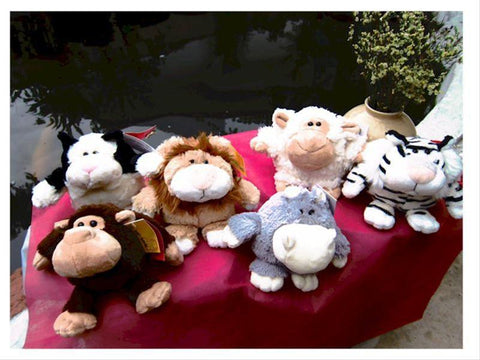 Adorable Animal Stuffed Toy    - AAD605