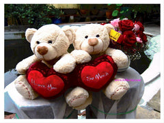 15Inch I love u so much Bear     - BEK540