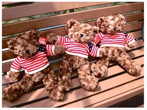 16 Inch Teddy Bear    - ALI008