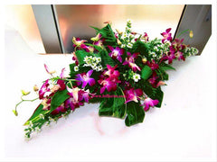 Orchid Arrangement    - WED0517