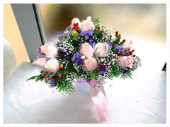 Rose Arrangement   - TBF4060