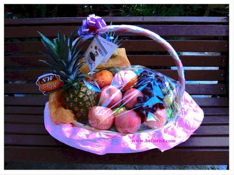 Assorted Fruit Basket  - FRB5524