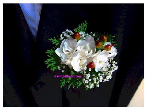 Freesia Corsage- WED0215