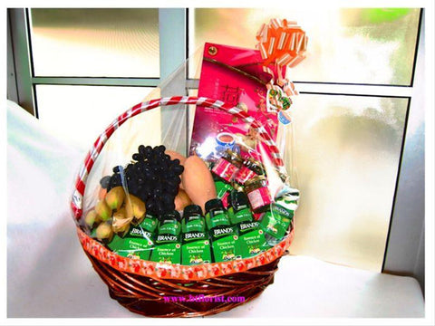 Fruits & Tonic Basket   - TOB5806