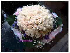 60 to108 Roses Bouquet       - FBQ1130