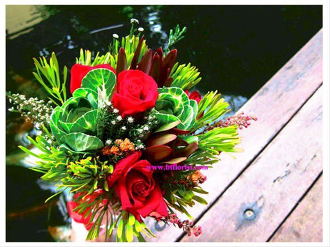 Amore Bridal Bouquet- WED0168
