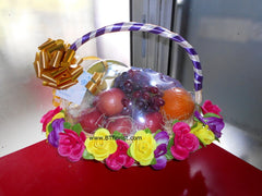 Simple Fruit Basket  - FRB5551