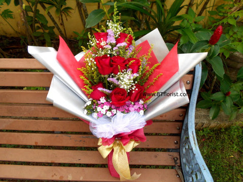 Rose bouquet - FBQ1148