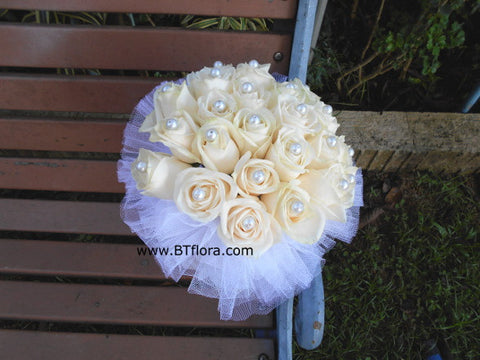 Just White Rose - WED0188W