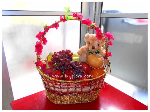 Fresh Fruit n Bear  - FRB5548