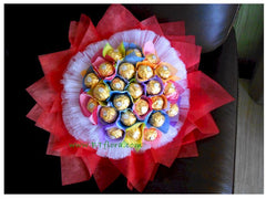 Colourful Rocher Bouquet - CHO1252