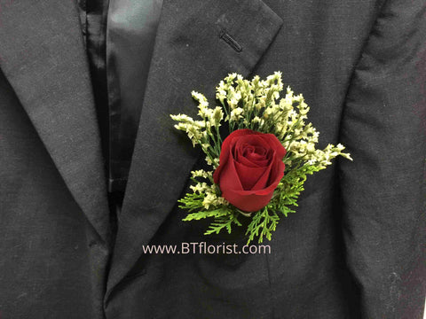 Rose Corsage - WED0298