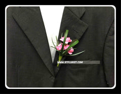 Carnation Boutonniere - WED0237