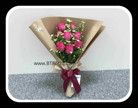 Rose Bouquet  - FBQ1688